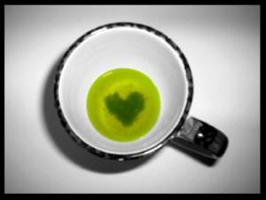 Green Tea saves lives