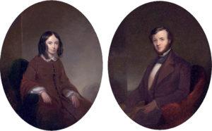 elizabethbarrettbrowningthomas_B._Read_(American,_1822-1872)_-_Portraits_of_Elizabeth_Barrett_Browning_and_Robert_Browning